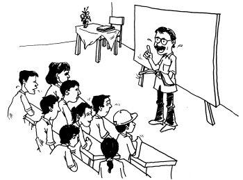 Guru Bertanya